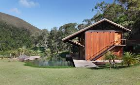 100 Cadas Gallery Of Lake House Arquitetura 1