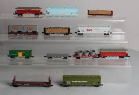 98 N Scale Trucks Buy Freight Passenger Cars 12 Trainz Auctions