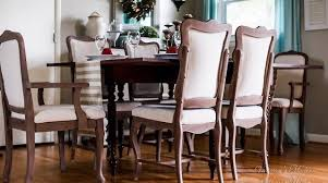 Restoration Hardware Inspired Dining Room Chairs
