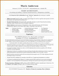 Resume Examples Public Accounting Experience Inspirational Samples Canada Elegant Exelent Accountant