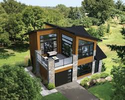 100 Small Contemporary Homes Plan 80878PM Dramatic With Second Floor Deck
