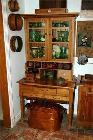 Primitive Decor Kitchen Cabinets by 543 Best Hoosier Cabinets Images On Pinterest Hoosier Cabinet