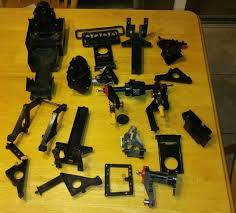 Vintage Varicom Big Grizzly Truck Parts Lot [172993923484] - $24.99 ...