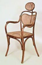 Thonet Bentwood Chair Cane Seat by Cane Bentwood Antique Chairs Ebay
