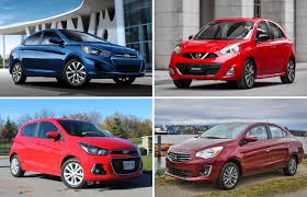 Top 10 Least Expensive Cars In Canada For 2017 | Driving