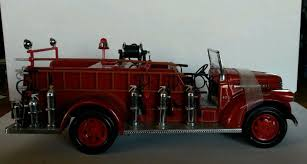 100 Fire Truck Manufacturing Companies Contemporary Manufacture 1941 GMC FIRE TRUCK ENGINE RED WITH