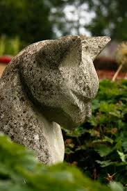 cat garden statue 8 best outdoor cat statues images on cat statue