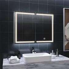 moderne badezimmer spiegel spiegelschrank günstig kaufen ebay