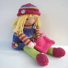 15 Knitted Toys For Kids Knitting And Crochet Pinterest