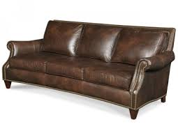 young bates leather sofa set