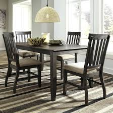 Ashley Dining Room Tables Signature Design By 5 Piece Rectangular Table Set Furniture