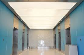 Newmat Light Stretched Ceiling by Mir O Dal Ceiling Panels Specialty Lighting Distributor