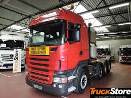 100 Truck Store Scania R 580 V8 8X4 15 Other Trucks Snlcom