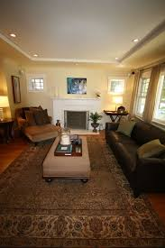 Long Rectangular Living Room Layout by How To Arrange Furniture In Rectangular Living Room With Fireplace