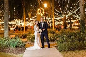 Weddings During Nights of Lights in St Augustine Treasury
