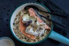 comment cuisiner le sandre recette de choucroute marine sandre et saumon rapide