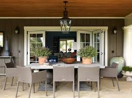 ENLARGE Loggia Dining Area