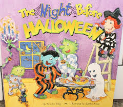 Halloween Books For Kindergarten by Tami Reads U201cthe Night Before Halloween U201d By Natasha Wing Youtube