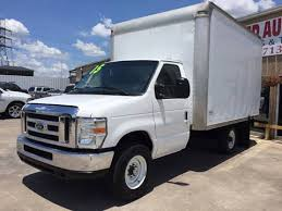 2015 Ford E 350 For Sale In Houston TX