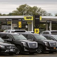 Car-Rental Companies Are Worth Another Ride - WSJ