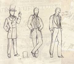Victorian Mens Clothing 294 297 By