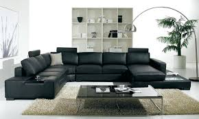 simmons black leather sofa and loveseat living room decorating