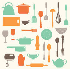 Various Cooking Utensils Clipart 46 Clipart Download Wallpaper