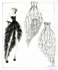 Fashion Design Sketches