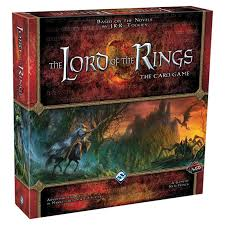 The Lord Of Rings Card Game NEW
