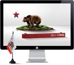 Download Californias Flag Wallpaper