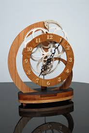 Wooden Gear Clock Plans Free Download by Woodworking Plans By Clayton Boyer