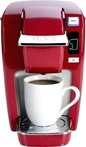 Red Keurig Coffee Maker K Mini Single Serve Cup Pod Purple