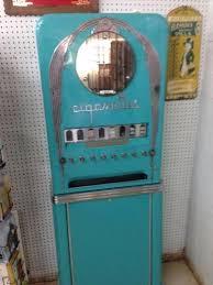 Old Coffee Vending Machine Unique Vintage Cigarette