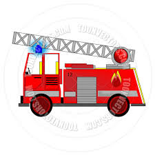 100 Fire Truck Clipart Cartoon Engine Panda Free Images