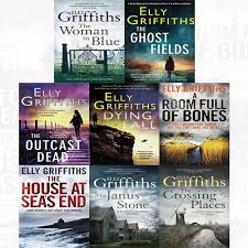 Dr Ruth Galloway Mysteries Series 8 Books Collection Set By Elly Griffiths NEW