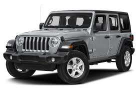New And Used Jeep Wrangler Unlimited In Springfield, IL With 70,000 ...