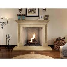 Fireplace And Decor 19 3D Model