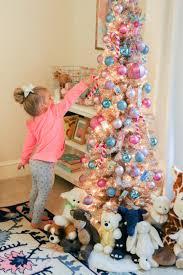 Kids Christmas Tree Pink Rose Gold Target Decorations