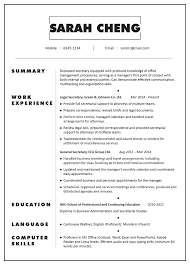 CV & Profile Sample – Secretary | JobsDB Hong Kong Skills Used For Resume Five Unbelievable Facts About Grad Incredible General Cover Letter Example Leading Hotel Manager Elegant 78 Beautiful Graphy 99 Key For A Best List Of Examples All Jobs Assistant Samples Velvet Sample Cstruction Laborer General Labor Resume Objective Objective Template Free Customer Gerente And Templates Visualcv Sample 30 Awesome Puter Division Student Affairs Hairstyles Restaurant 77