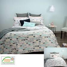 100 Apartmento Eve Grey Reversible Comforter Set By Comforters