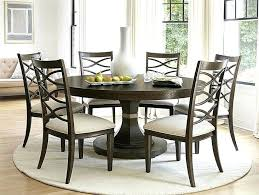 Round Formal Dining Table Room Sets Home Decor Rooms And Set Centerpiece