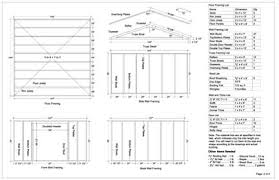 9 shed plans online 12 x 20 free for 12x20 building fancy design