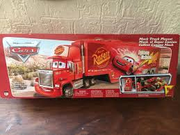100 Cars Mack Truck Playset Disney 320000 En Mercado Libre