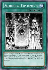Yu Gi Oh Winged Kuriboh Deck by Alchemical Experiments Advanced Card Design Yugioh Card Maker