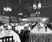 El Tovar Dining Room View by El Tovar Hotel Historic Photos Grand Canyon N P