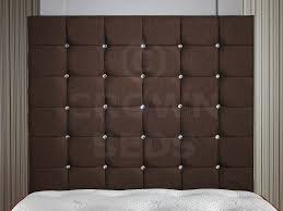 Amazon Super King Headboard by Quality Omega Wall Headboard In 2ft6 3ft 4ft 4ft6 5ft 6ft Two