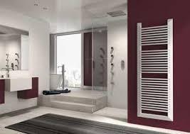 sèche serviettes électrique à inertie fluide chez leroy merlin