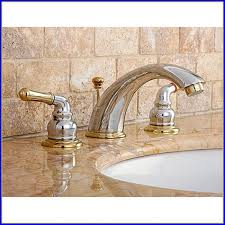 Polished Brass Bathroom Faucets Contemporary by Polished Brass Bathroom Faucets Single Hole Bathroom Home