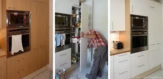 wir renovieren ihre küche dekor der fronten löst sich nach