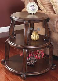 End Table With Attached Lamp by Chairside End Table With Swing Arm Lamp In Black Easy Way To